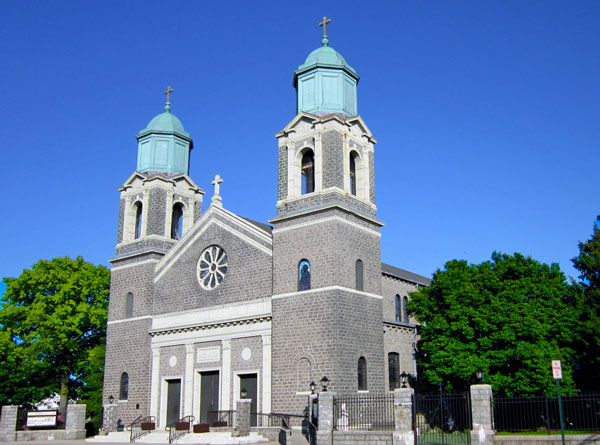 St. Mary Of Mount Virgin - New Brunswick (Parish of Visitation - now)